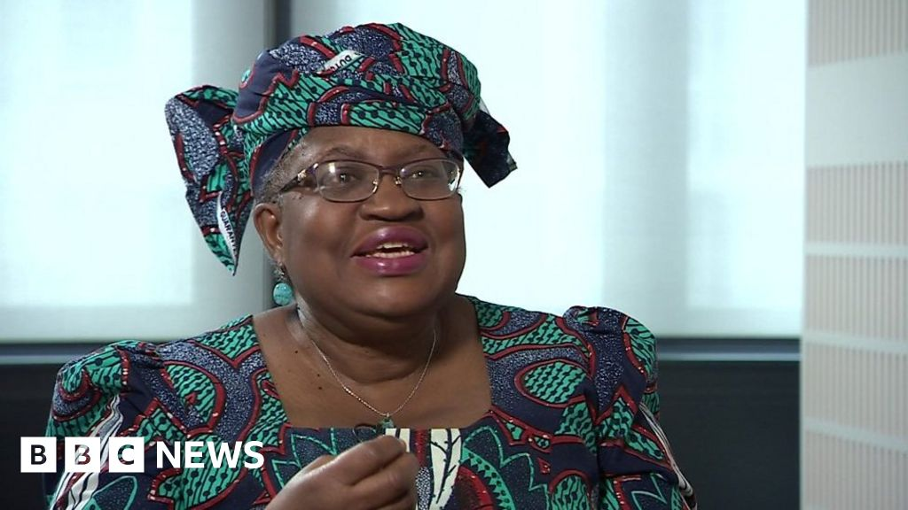 US tries to block Ngozi Okonjo-Iweala, who would be first African WTO head