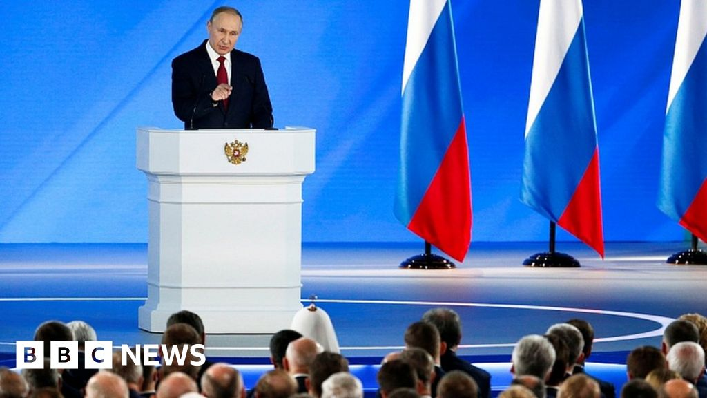 The Russian government Vladimir Putin is planning for the future