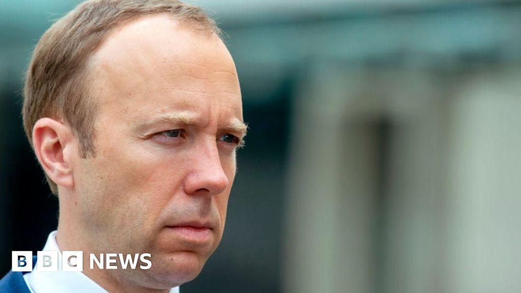 Matt Hancock's United Nations role withdrawn