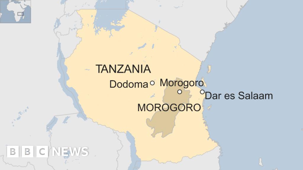 Tanzania fuel tanker blast: At least 57 killed
