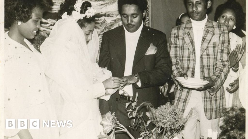 White wedding during the Red Terror