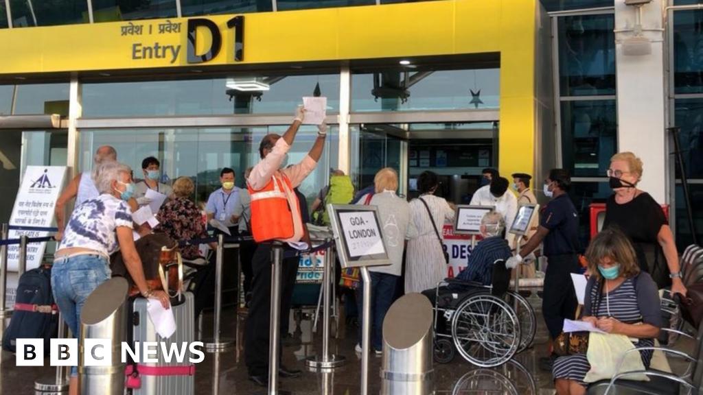 Coronavirus: the British in India slam UK government s  chaotic  repatriation