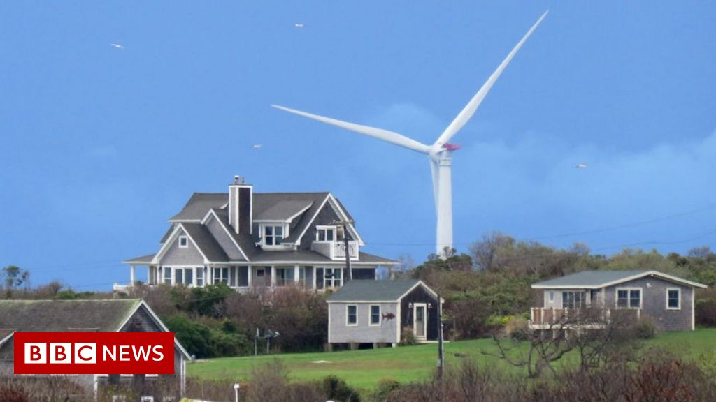 Biden plans to expand offshore wind turbines to US coasts