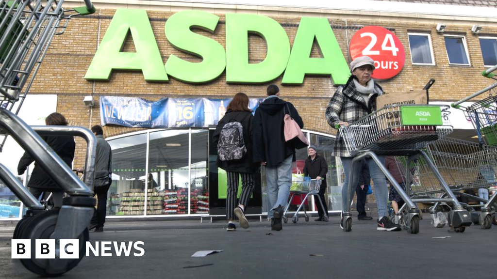 Asda sales rise on strong Christmas