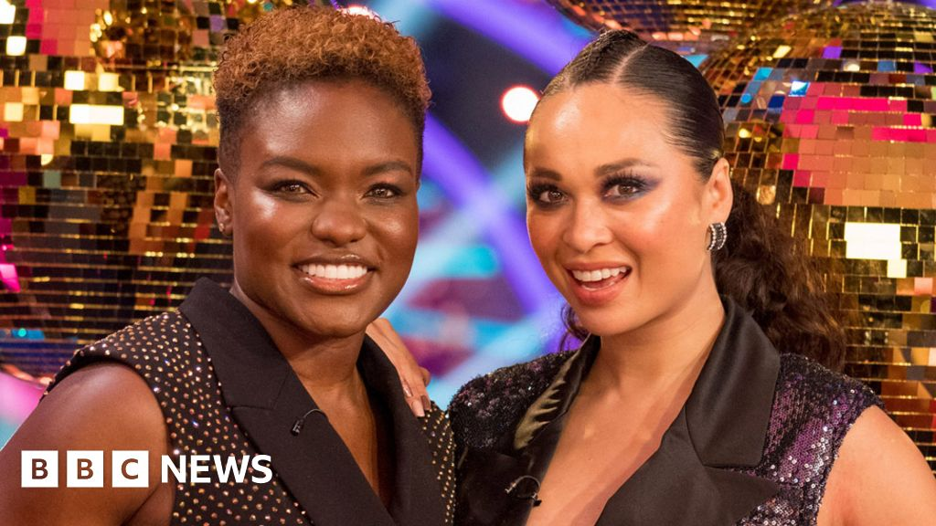 Strictly Come Dancing: Nicola Adams exits after Katya Jones catches Covid