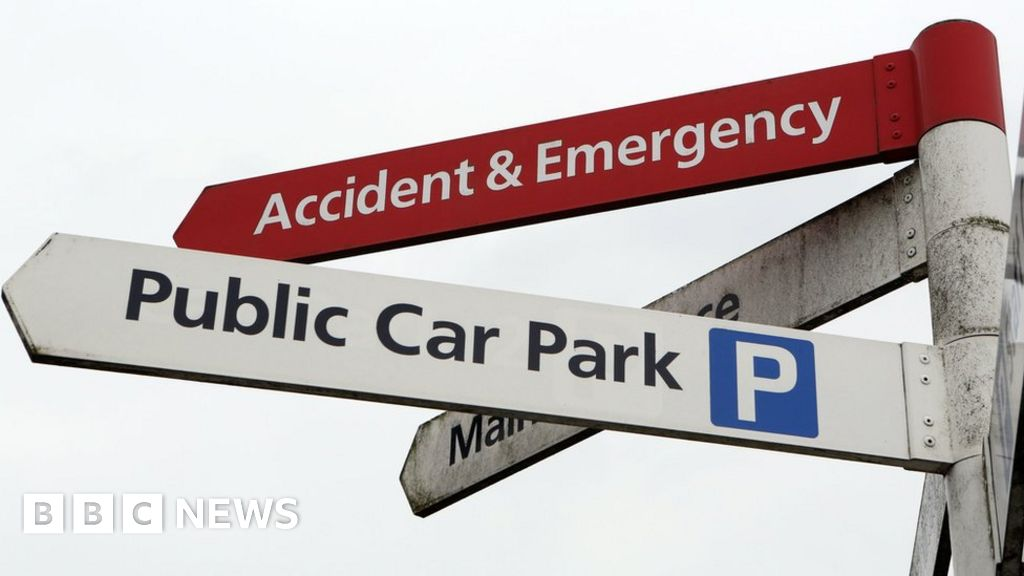 A third of hospitals 'increased parking charges'