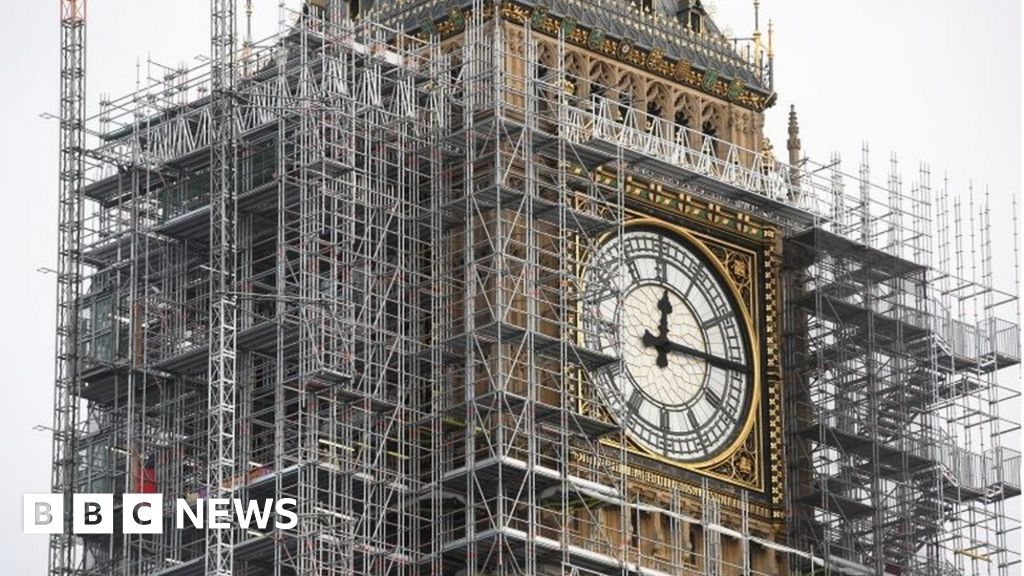 Big Ben: the costs for the repair of the Elizabeth Tower will rise from £18. 6m