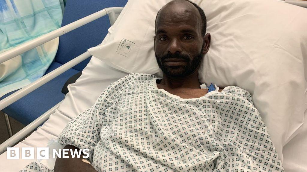 Malta migrants: Sole survivor describes 11 days in dinghy