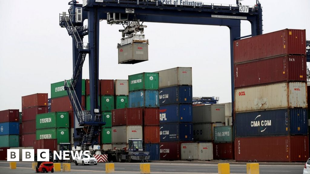 , Felixstowe Port in 'chaos' as Christmas and Brexit loom, Saubio Making Wealth