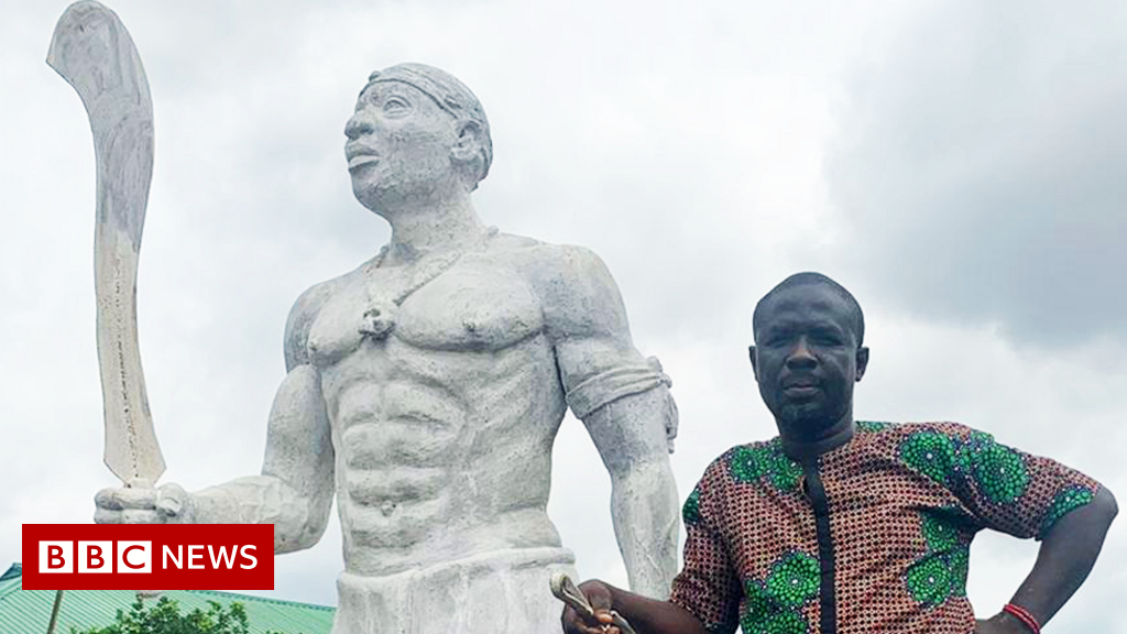 Benin Bronzes:  My great-grandfather sculpted the looted treasures