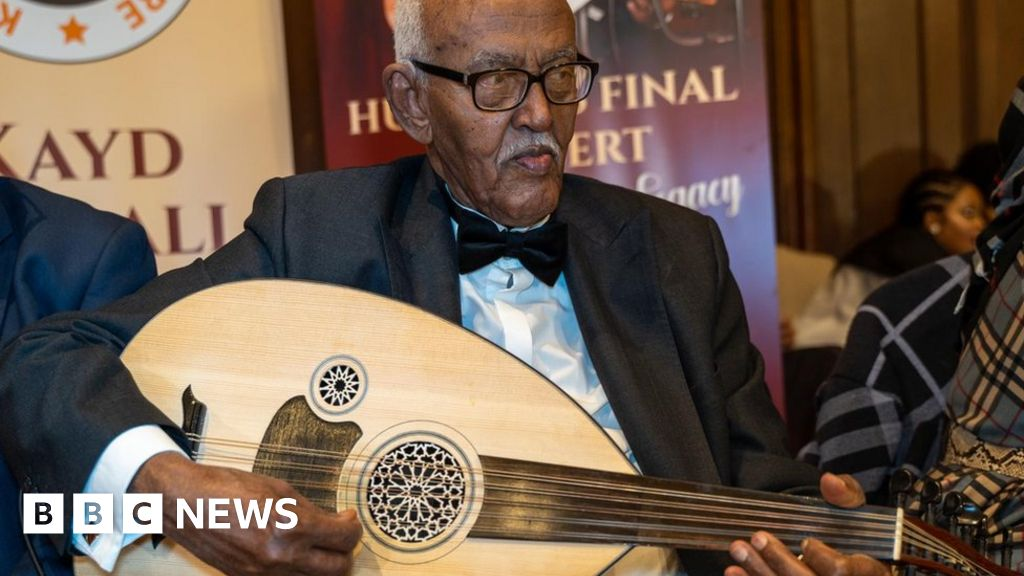 Hudeidi: The Somali  king of the oud , which was made of coronavirus