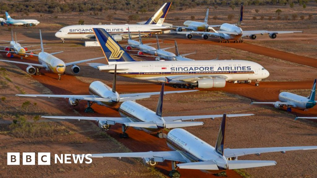 Extra facility opened for planes grounded by Covid-19