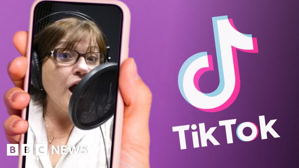 Actor sues TikTok for using her voice in viral tool