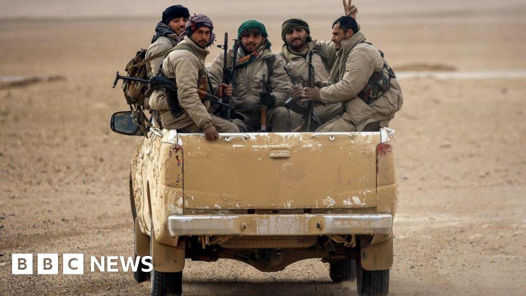 Turkey denounces US 'terror army' plan