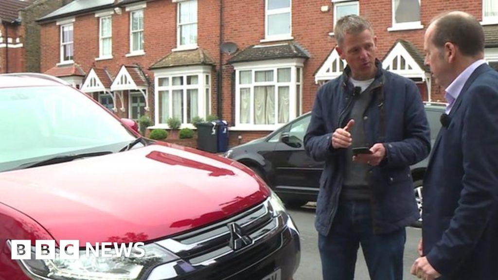 Car alarm hacked via wi-fi