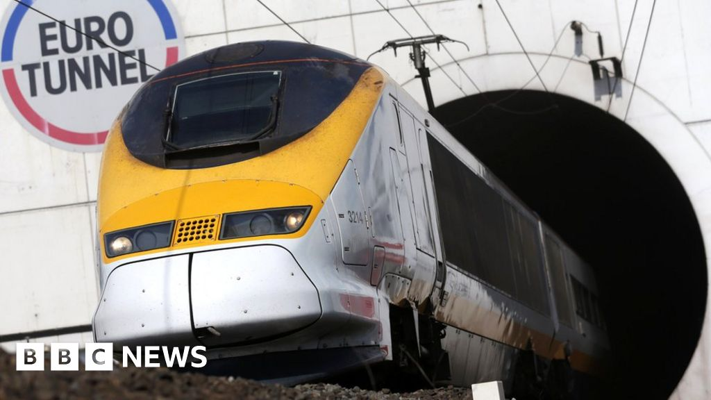 No-deal Brexit plan for Channel Tunnel