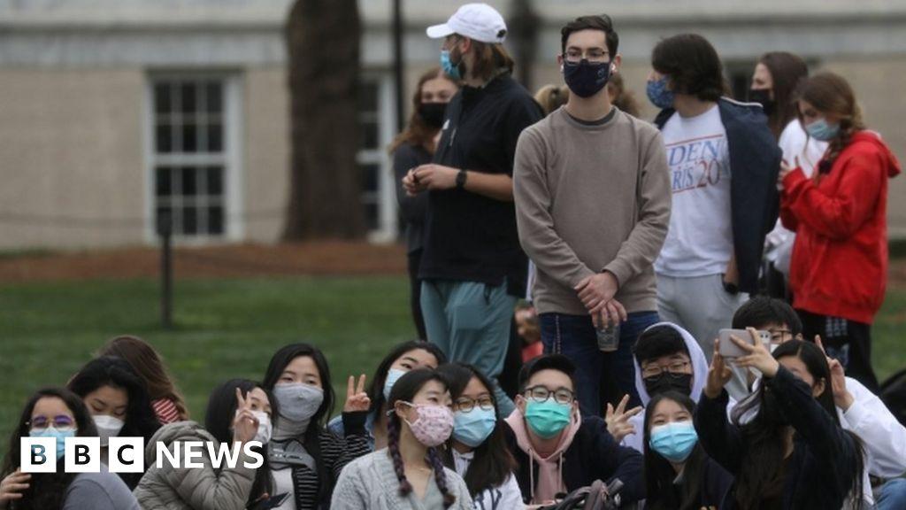 www.bbc.com: Atlanta shooting: Biden condemns anti-Asian racism