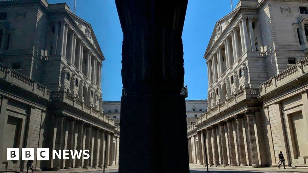 The Bank and the Church of England, which for historical slavery ties