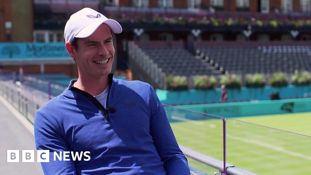 Murray on rehab, mental health and escape rooms