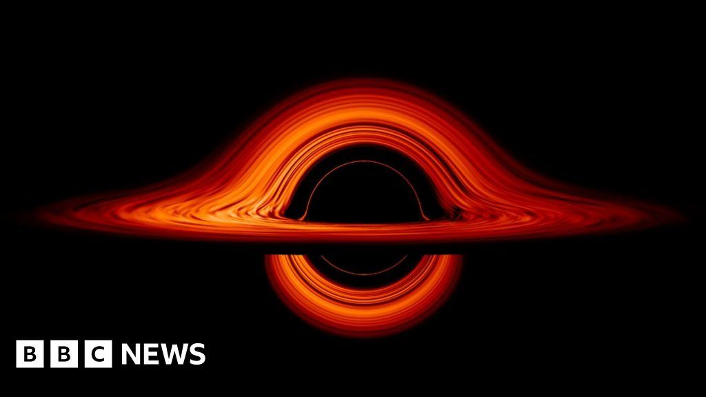 Black hole breakthroughs win Nobel physics prize
