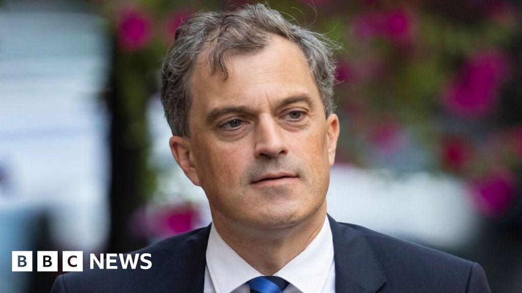 Julian Smith sacked as NI secretary