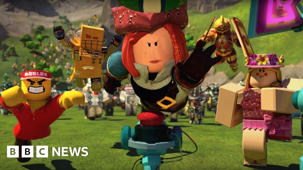 Roblox blames 'gang rape' on hacker adding code to game