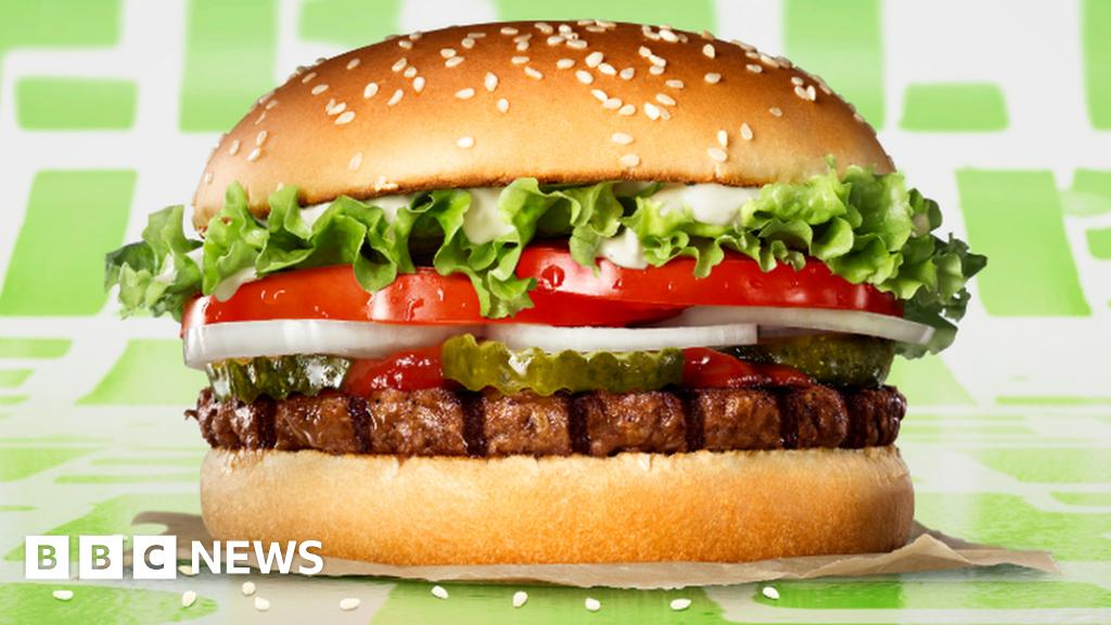 Burger King s New veggie burger  non-vegans