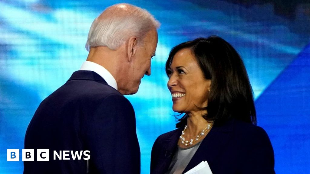 Image result for kamala harris with joe biden