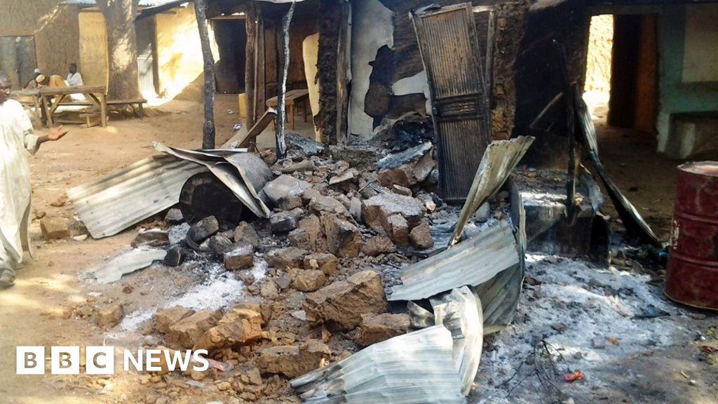 Cinema-goers killed by Nigeria gunmen