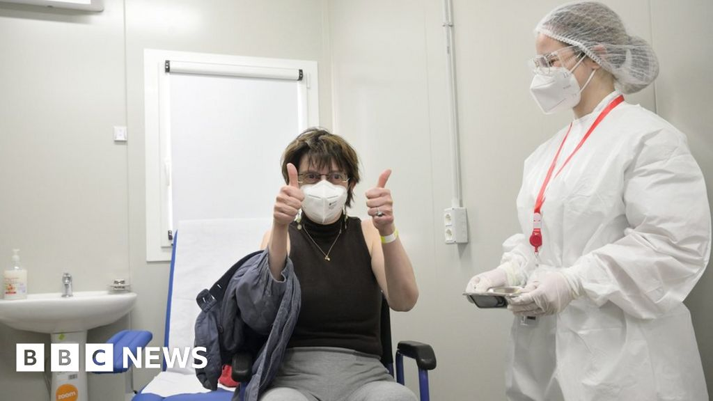 Coronavirus: EU and UK try to end row with 'win-win' on vaccines