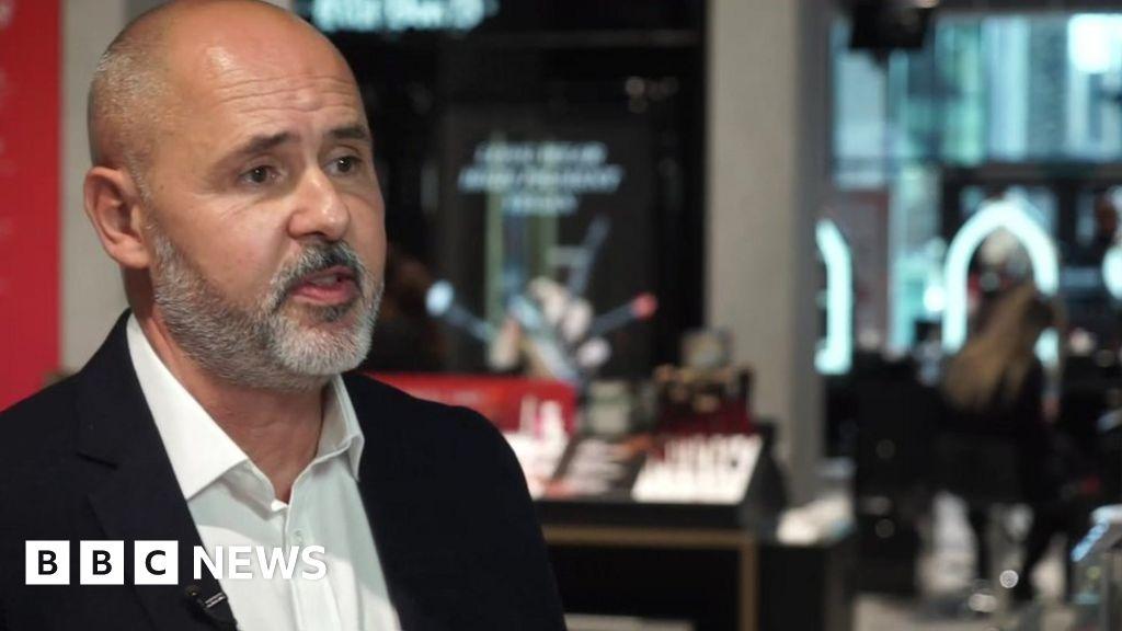 Debenhams boss Sergio Bucher 'expected to step down'
