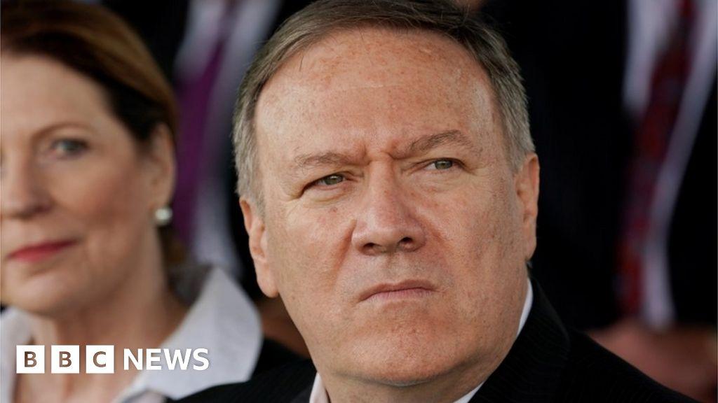 Pompeo condemns Democrats' impeachment 'bullying'