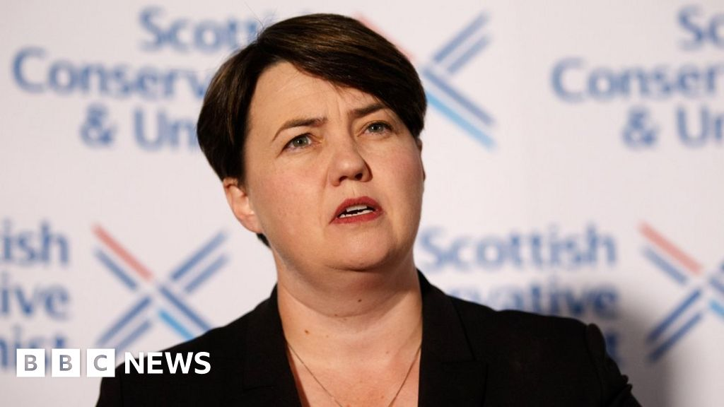 Scottish Conservatives: Ruth Davidson unlikely to seek re-election
