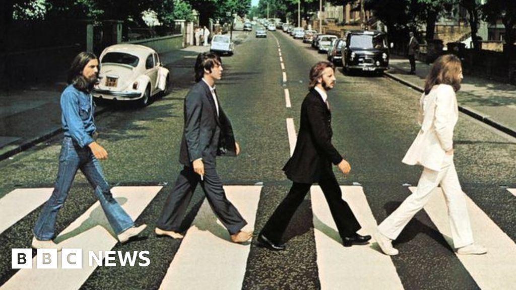 Abbey Road returns to number one 50 years on