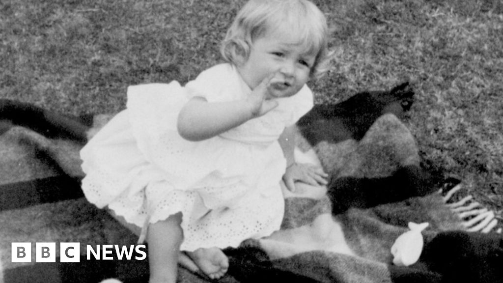 In pictures: Diana, Princess of Wales