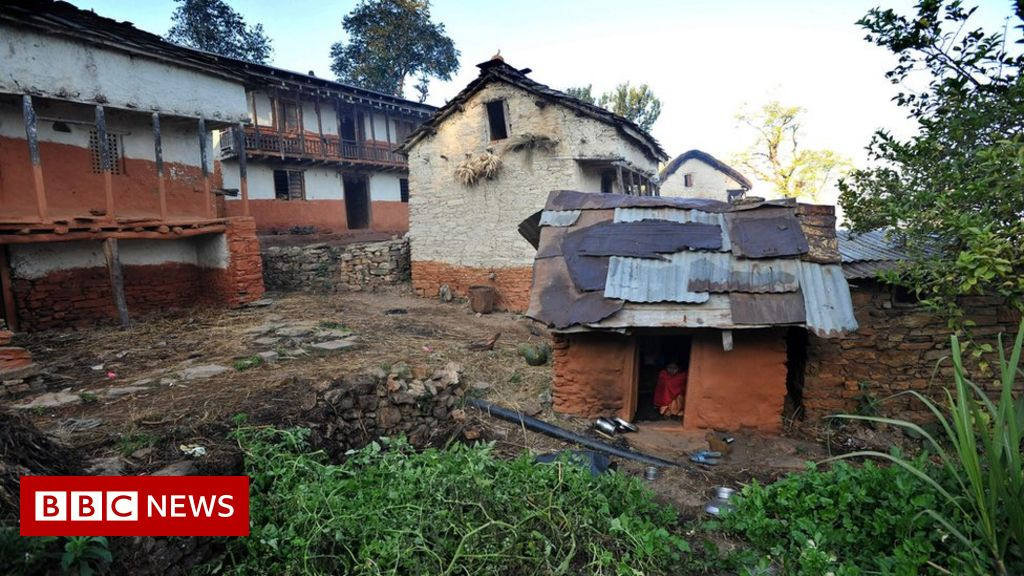 Mother and sons die in 'menstruation hut'