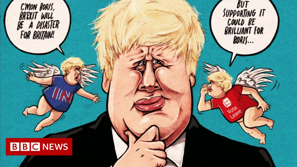Top Political Cartoons Of The Year In Uk Newspapers Bbc News