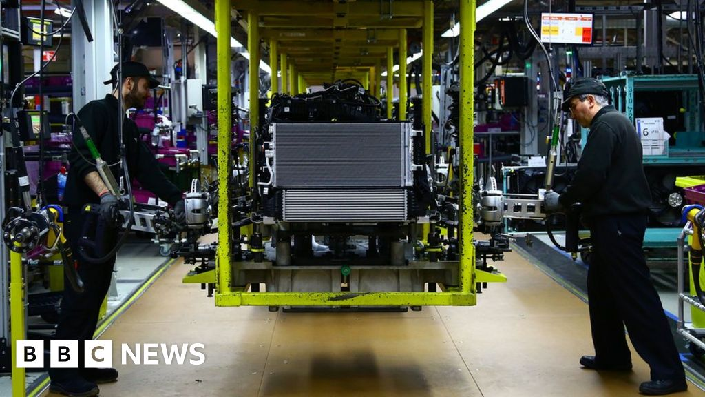 UK manufacturing output at its highest for 10 years