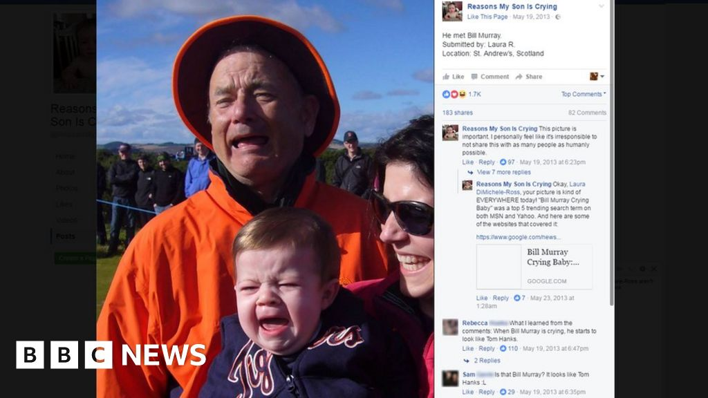 Bill Murray Or Tom Hanks Why People Are Confused Bbc News