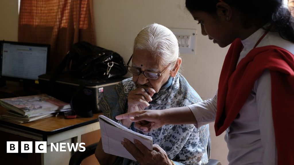 The 81-year-old Indian teacher still transforming lives