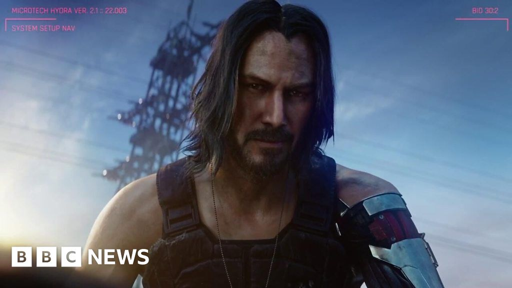 Keanu Reeves: Games don't need legitimising thumbnail