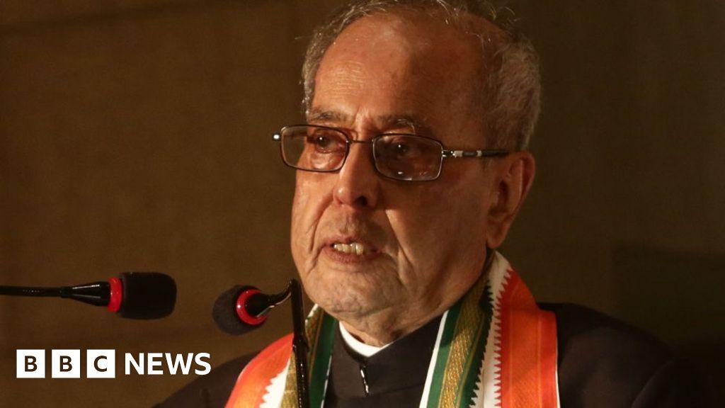 Pranab Mukherjee: Former India president dies after Covid diagnosis