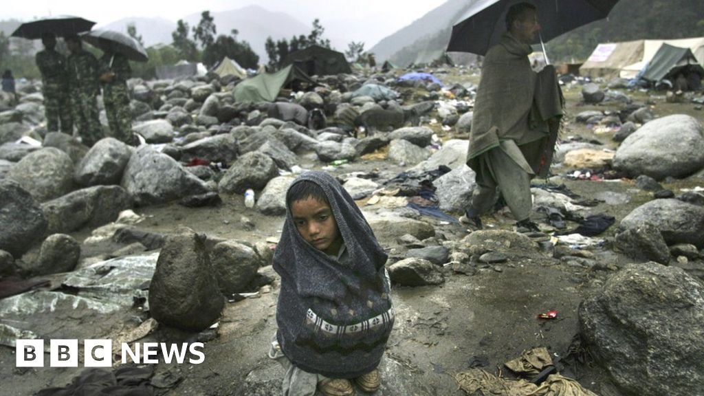 Natural Disasters In Pakistan