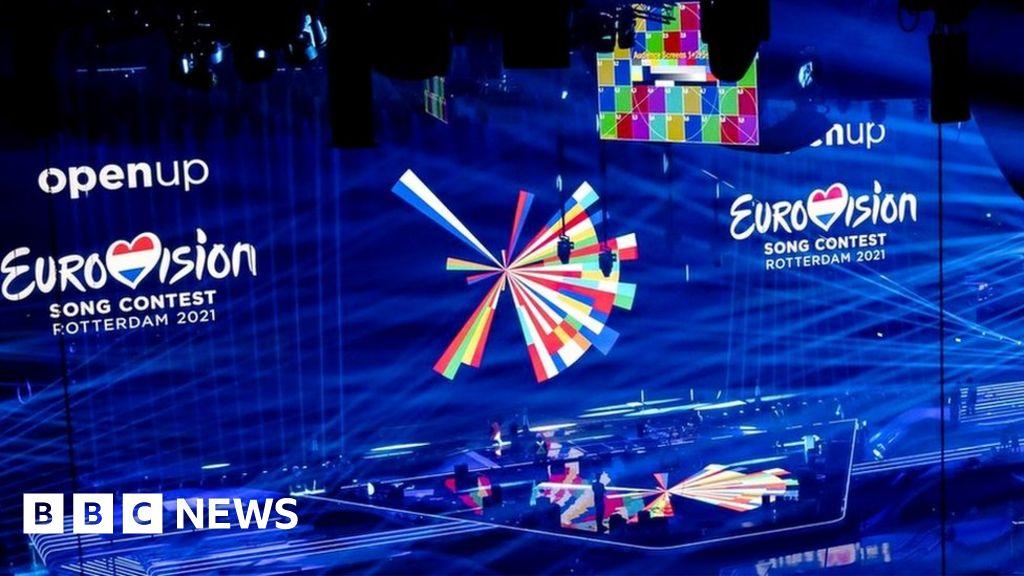 Eurovision's noisy fans are back despite Dutch pandemic