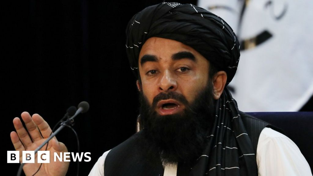 , Afghanistan: A new order begins under the Taliban's governance, The World Live Breaking News Coverage & Updates IN ENGLISH
