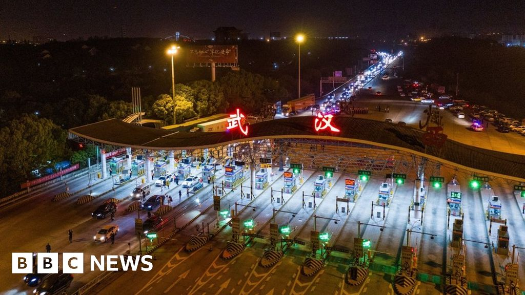Coronavirus: Wuhan is a result of the toughest locks have