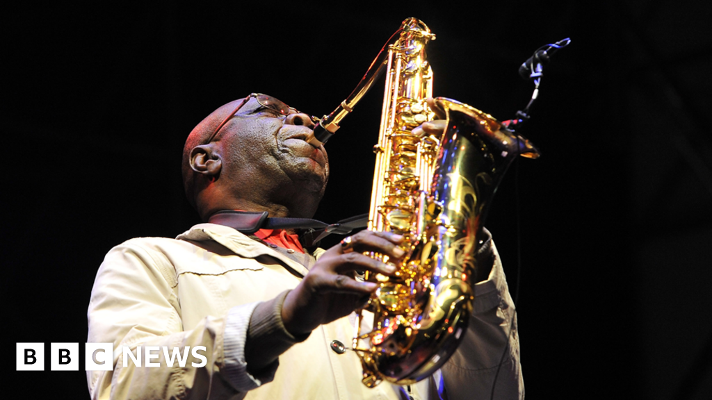 Manu Dibango: saxophone-legend that inspired a disco groove