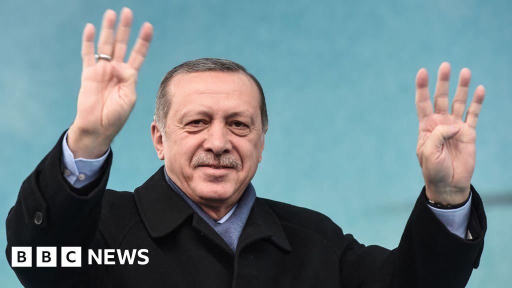 Recep Tayyip Erdogan: Turkey's pugnacious president - BBC News