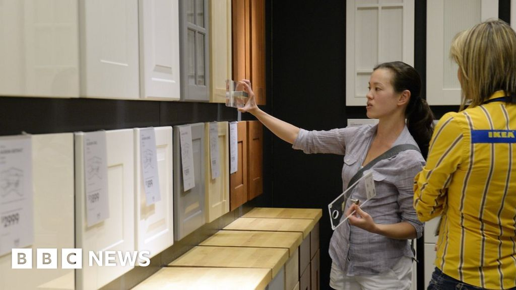 Fancy a new kitchen? Hire one from Ikea - BBC News