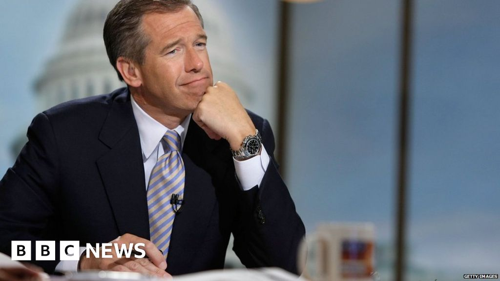 Brian Williams to join MSNBC after losing anchor role - BBC News